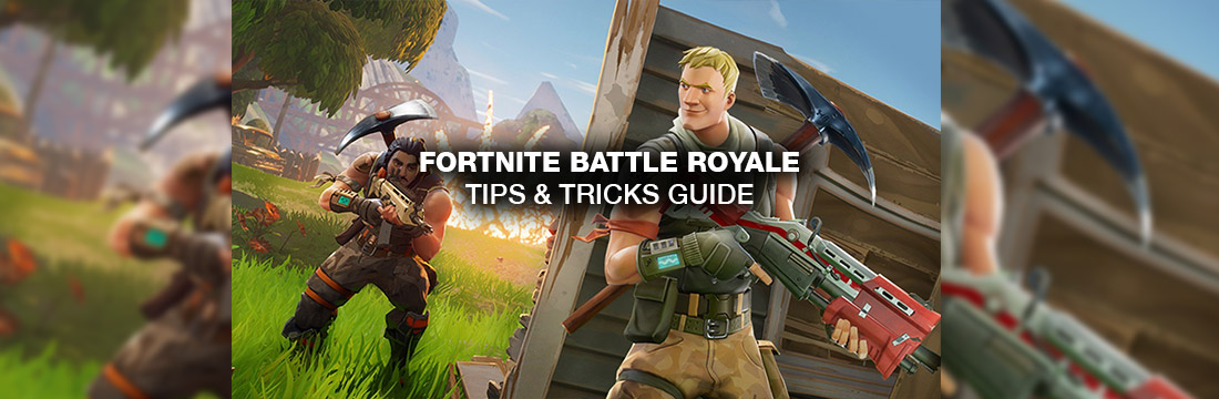 header Fortnite Battle Royale Tips & Trucks Gids